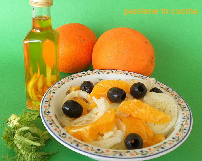 insalata di arance passioeincucina.giallozafferano.it