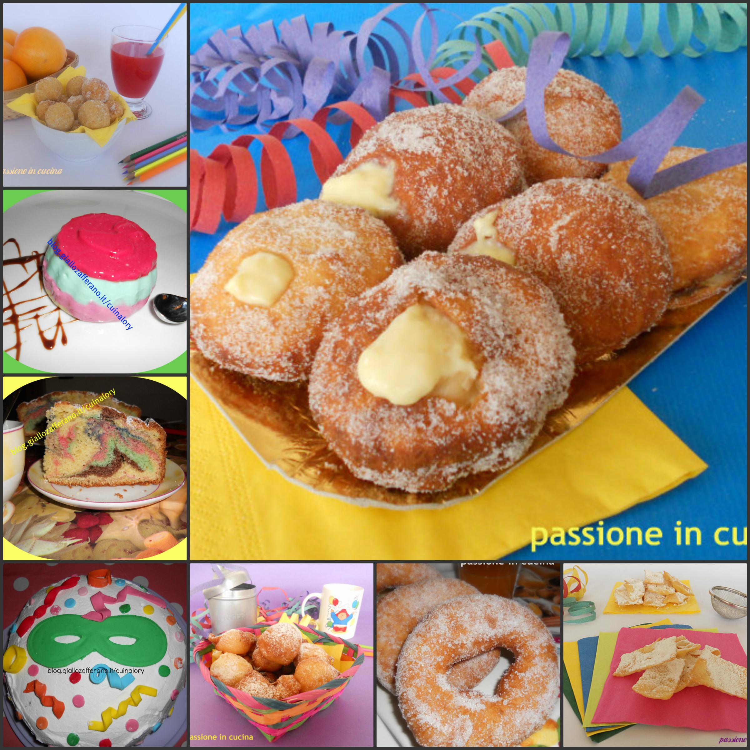 dolci di carnevale passioneincucina.giallozafferano.it
