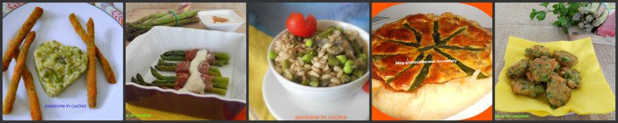 ricette con asparagi passioneincucina.giallozafferano.it