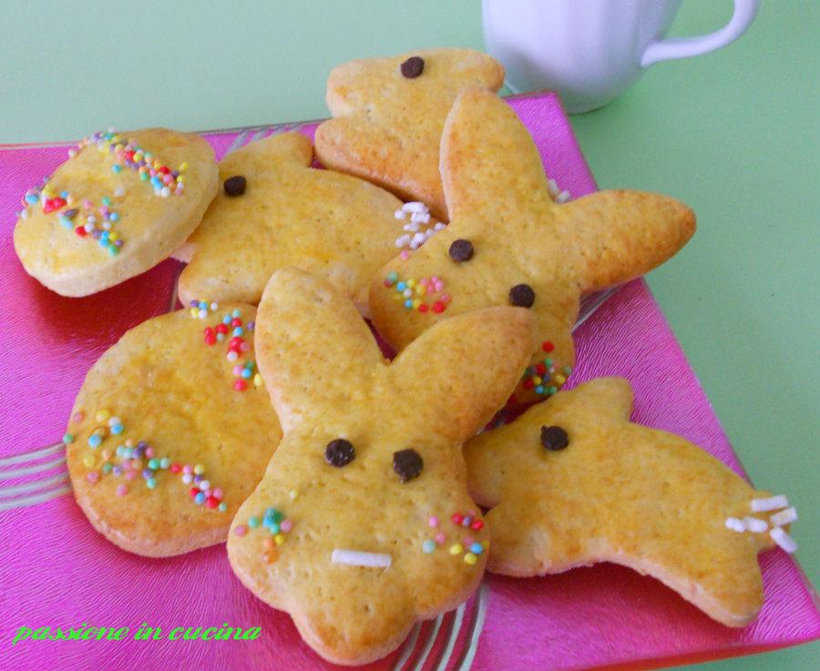 biscotti pasquali passioneincucina.giallozafferano.it