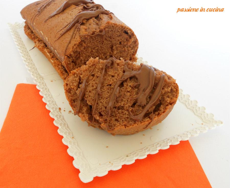 plumcake alla nutella passioneincucina.giallozafferano.it