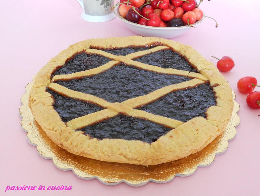 crostata con marmellata passioneincucina.giallozafferano.it