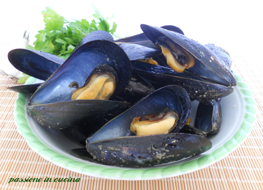 cozze alla marinara blog.giallozafferano.it/cuinalory