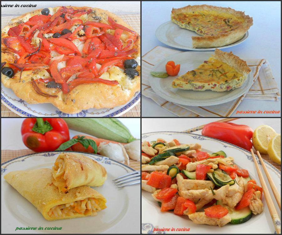 ricette con peperoni blog.giallozafferano.it/cuinalory