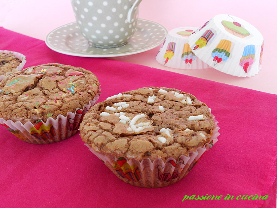 muffin alla nutella https://blog.giallozafferano.it/cuinalory/