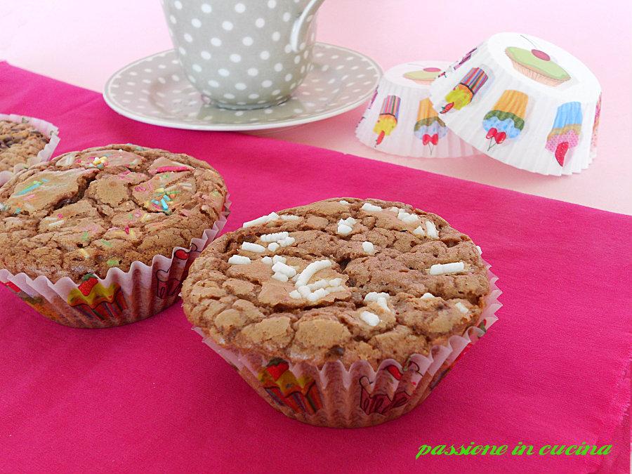 muffin alla nutella http://blog.giallozafferano.it/cuinalory/