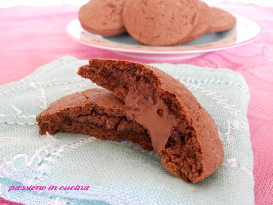 biscotti ripieni -simil grisbì