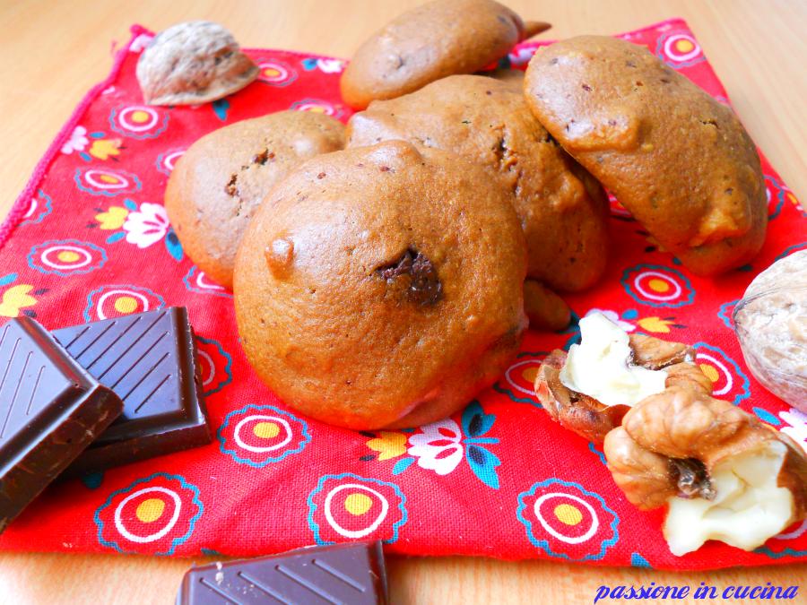 sasanelli o mostaccioli - ricette della tradizione, ricette con il vincotto, ricette con le noci, ricette con il cioccolato