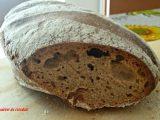 pane integrale con autolisi, pane con autolisi, pane fatto in casa