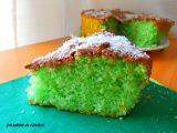torta di hulk, ricette dolci con il cocco, ricetta dolci con nutella, torta cocco e menta, torta cocco e nutell