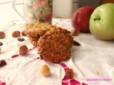 grancereali biscotti con fiocchi d'avena, ricetta biscotti vegani,