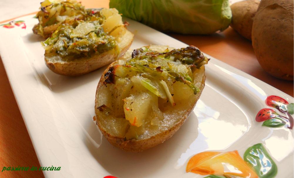patate ripiene, patate ripiene di verza, ricette con le patate, ricette con la verza, gordon ramsay