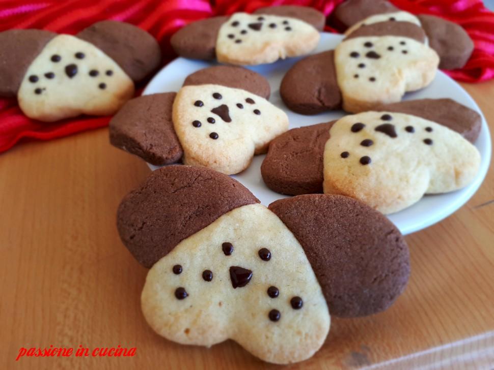 biscotti cagnolino, biscotti per bambini, dolci per bambini