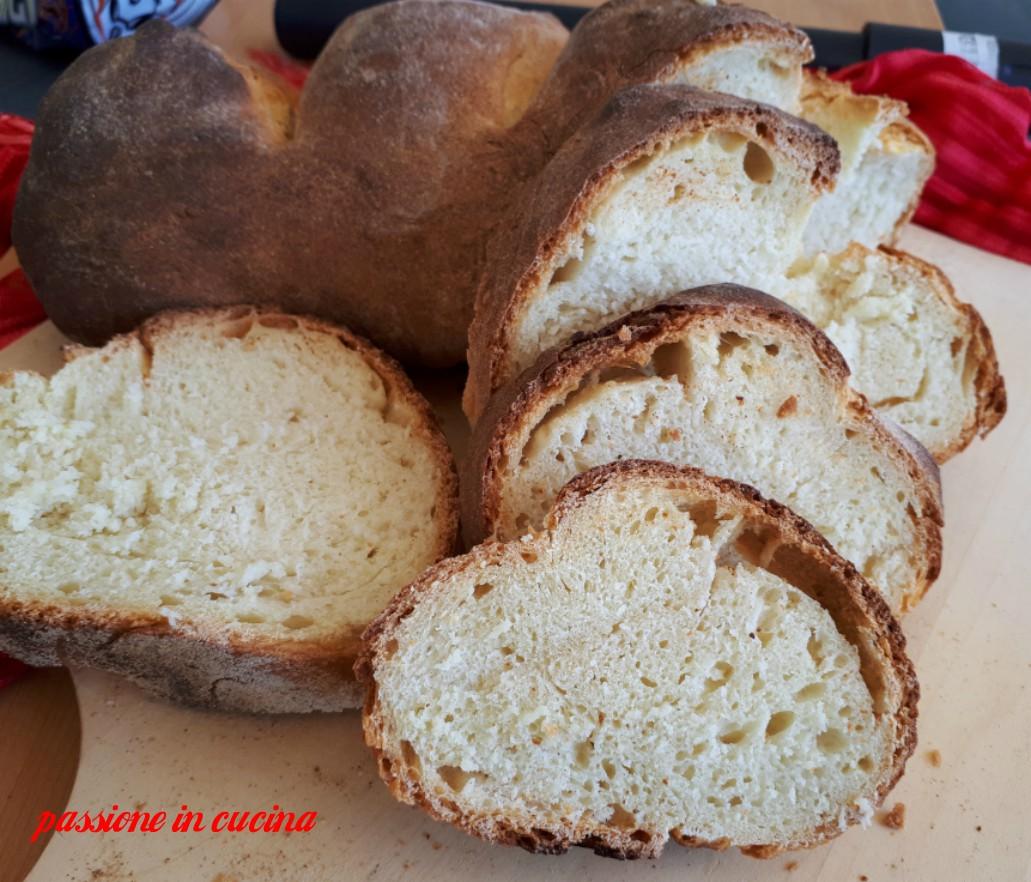 pane di matera, cornetto di matera, pane di semola, ricetta pane fatto in casa