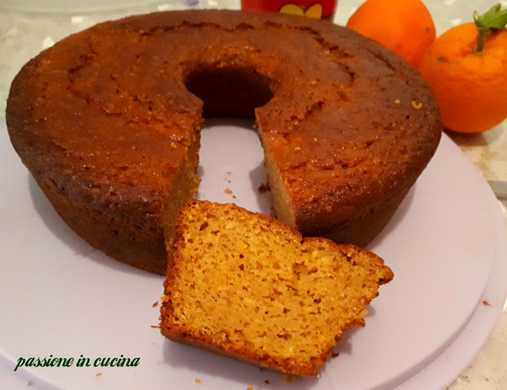 pan d'arancio, pan d arancio, ricetta dolce con arancia frullata, dolce per la colazione, dolci con le arance