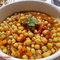 zuppa di ceci al curry, curry di ceci, come cucinare i ceci