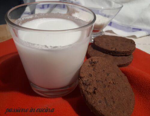LATTE DI COCCO, bevanda vegetale al cocco