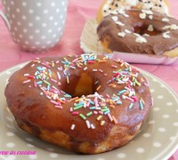 DONUTS O DOUGHNUTS