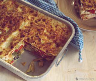 """Alt=""""lasagne agli ortaggi"""""""