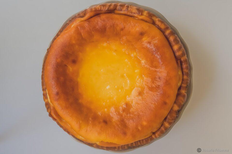 """Alt=""""cheesecake ricotta e limone"""""""