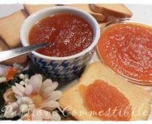 Marmellata di buccia di anguria