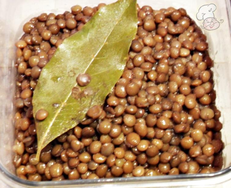 lenticchie cotte