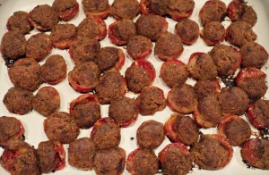 pomodorini gratinati