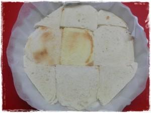 base di pane