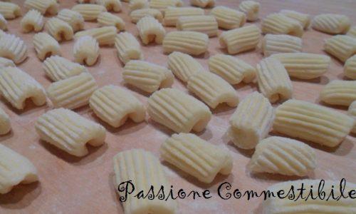 Gnocchetti Sardi senza glutine