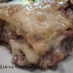 lasagne al radicchio e Asiago