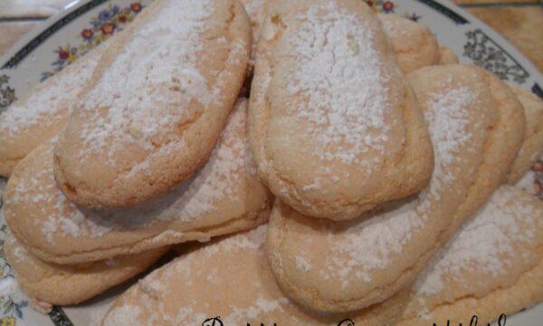Savoiardi senza glutine (con farine naturali)