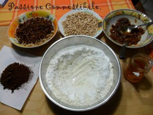 Ingredienti pampapato