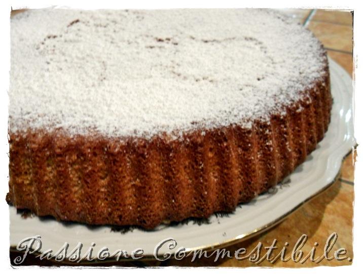 Torta Marciapane