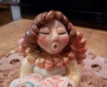 Torta Dama: Buon compleanno Rossana