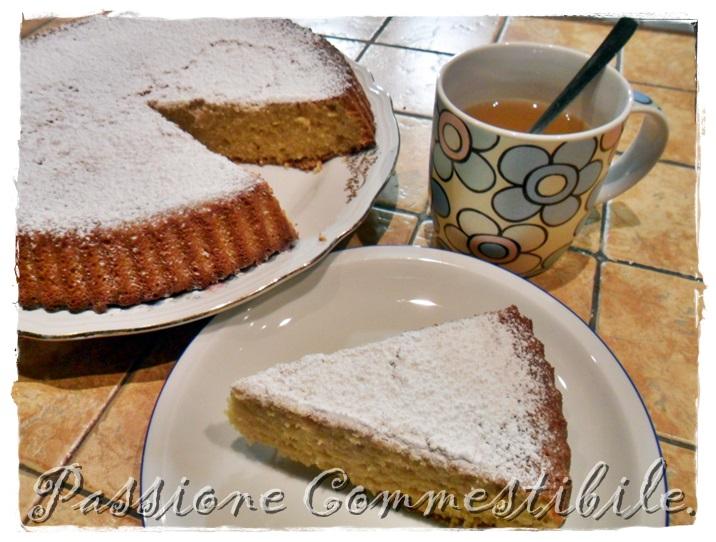 colazione con Antica Torta Marciapane
