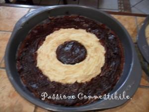 metà torta prevalenza scura