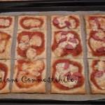 pizzette cotte