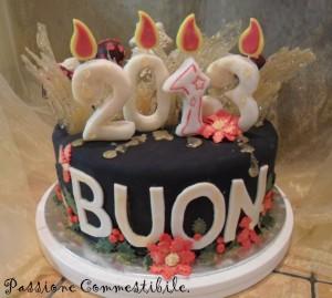 torta Buon Anno