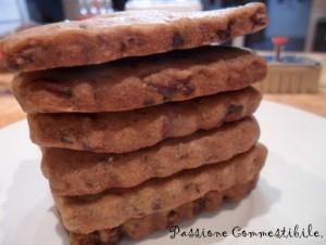 biscotti di arachidi cotti