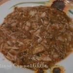 minestrone con briciole di pasta senza glutine