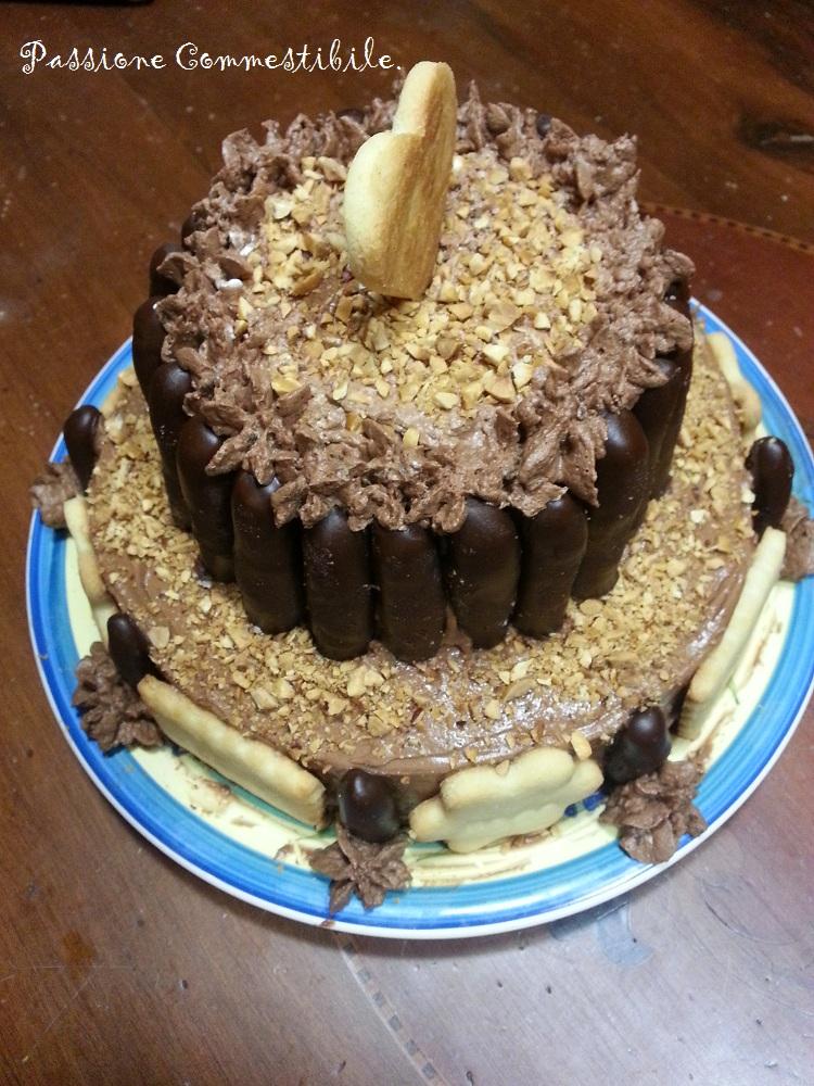 Torta Per Anniversario Di Matrimonio Giallo Zafferano.24 02 2013 Torta Buon Anniversario Senza Glutine 23 Anni Di