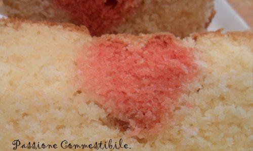 Buon S.Valentino: Plumcake col cuore (privo di glutine)