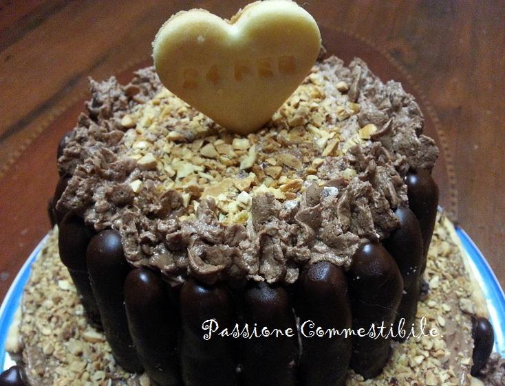 Auguri Anniversario Matrimonio 23 Anni.24 02 2013 Torta Buon Anniversario Senza Glutine 23 Anni