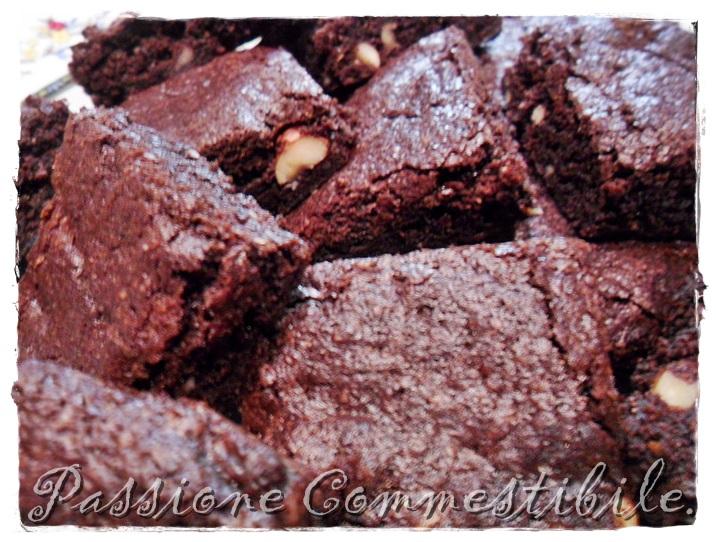 brownies alle nocciole sg