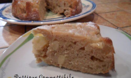 Torta di mele integrale (senza grassi aggiunti)