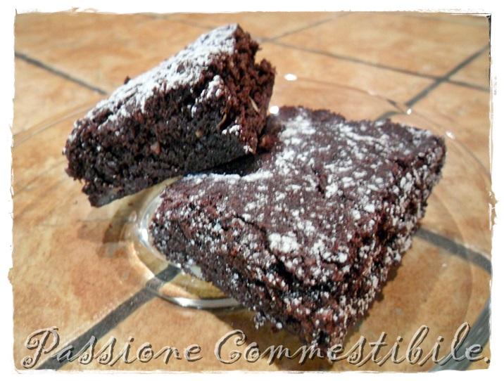fettine di brownies
