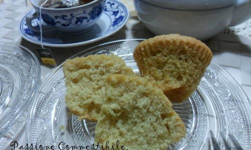 Earl Grey tea Muffin