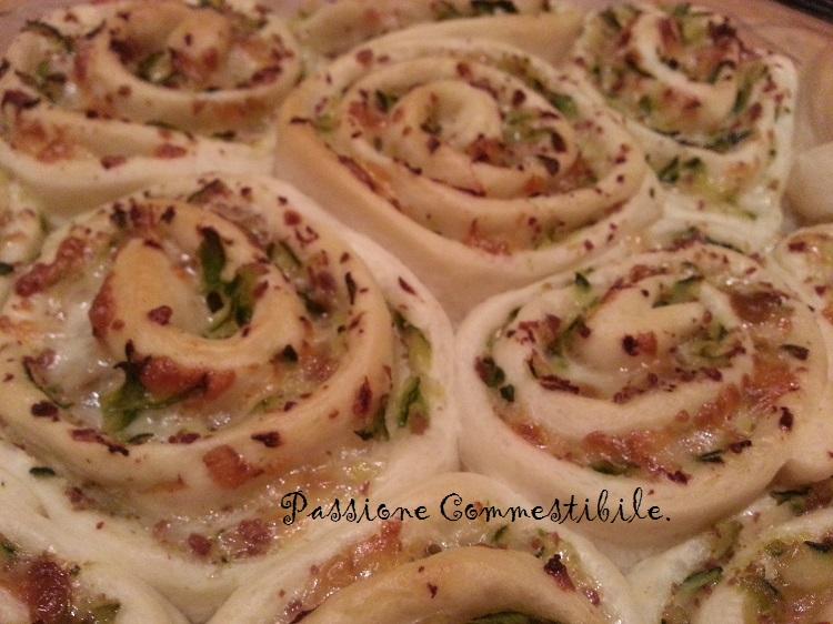 rose salate alle zucchine