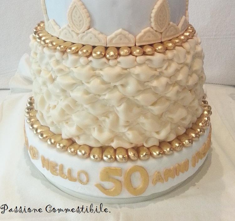 Torta Nozze D Oro