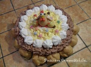 torta compleanno senza glutine